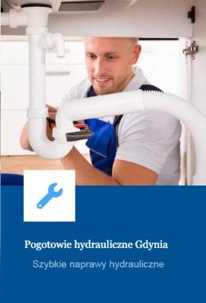 pogotowie hydrauliczne gdynia usuwanie awarii szybkie naprawy hydrauliczne